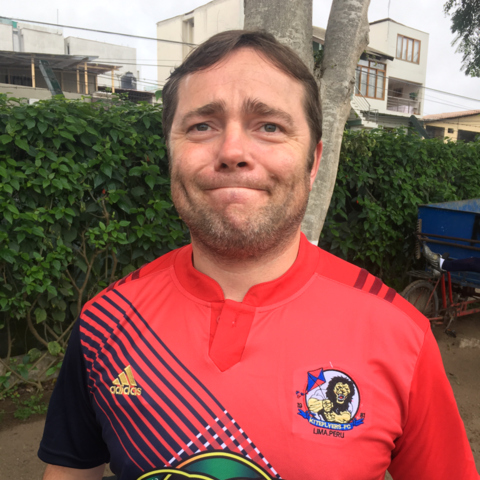 Matthew Spry - 2020 Cricket Captain